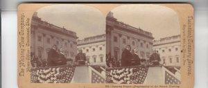 SV: WASHINGTON D.C., 1899 ; McKinley & Admiral Dewey #2/3