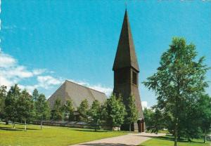 Sweden Malmbergets Kyrka Church