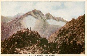 CO - The Arapahoe Peaks