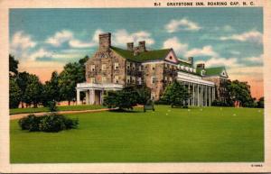 North Carolina Roaring Gap The Graystone Inn 1941