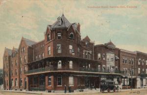 SARNIA , Ontario , 1900-10s ; Vendome Hotel