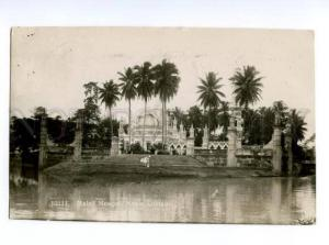 133070 MALASIA MALAY KUALA LUMPUR Mosque Vintage photo PC