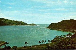 Samoa Pago Pago Harbor