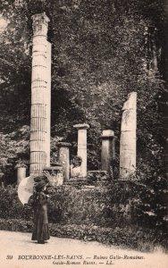 Ruines Gallo-Romaines,Bourbonne-Les-Bains;France BIN