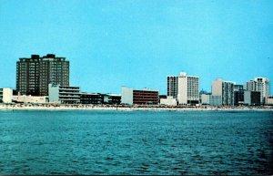 Virginia Virginia Beach View Showing Hotels