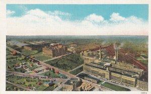 AKRON, Ohio, 1930-1940s; The Firestone Tire And Rubber Co.