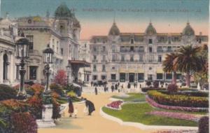 Monaco Monte Carlo Le Casino et L'Hotel de Paris
