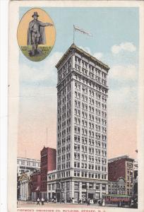 Firemen's Insurance Company Building , NEWARK , New Jersey , PU-1919