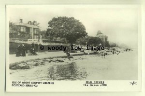 pp1666 - The Green in Cowes, looking towards Gurnard, c1910 - Pamlin postcard