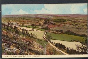 Yorkshire Postcard - The Road Across East Moor, Nr Helmsley  RS17787