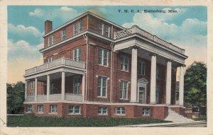HATTIESBURG , Mississippi , PU-1918: YMCA