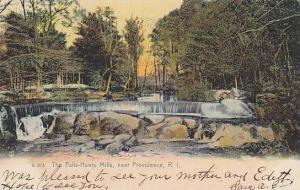 Falls-Hunts MIlls, near Providnce, Rhode Island, PU-1906