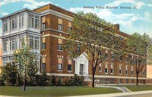 Sterling Public Hospital Sterling, Illinois, USA Unused