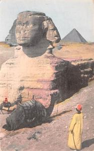 Egypt, Egypte, Africa Great Sphinx  Great Sphinx