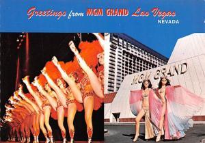 MGM Grand Hotel - Las Vegas, Nevada, USA