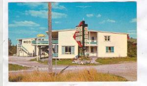 Merit Motel ,Manitoulin Island,Canada, 40-60s