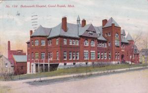 GRAND RAPIDS, Michigan, PU-1911; Butterworth Hospital