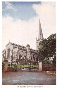 St Columb's Cathedral Londonderry Dom Die Kathedrale