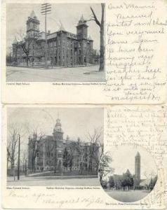 2PC's, Schools In Buffalo, New York, 1907