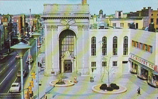 Pennsylvania York Continental Square