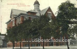 Oconomowoc High School