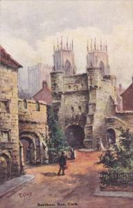 Bootham Bar, York, North Yorkshire, United Kingdom, 1900-10s