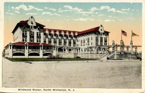 NJ - North Wildwood. Wildwood Manor