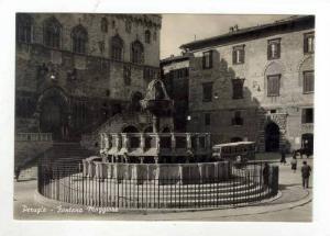 RP  PERUGIA, Italy 40-50s  Fontana Maggiore