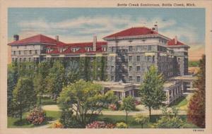 Michigan Battle Creek Sanitarium 1952 Curteich
