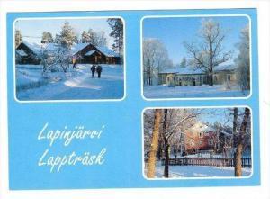 Lapinjarvi / Lapptrask, Finland, 50-70s #3