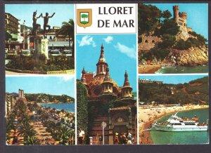 Multi-view Lloret de Mar,Spain BIN