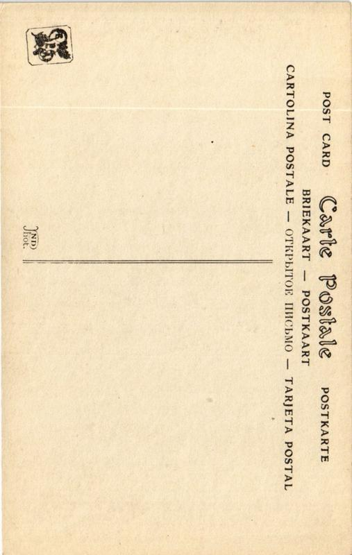 CPA Salon 1910 P.-M. DUPUY Vers le Ludo (702744)