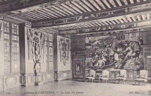 France Chateau de Cheverney La Salle des Gardes