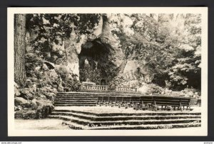 The Grotto Sanctuary of Our Sorrowful Mother Portland Oregon - photo by Sawyers