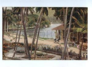 151563 CEYLON KANDY View from Temple of Holy Tooth Vintage PC