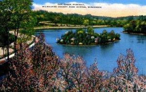 WI - Milwaukee County. Oak Creek Parkway