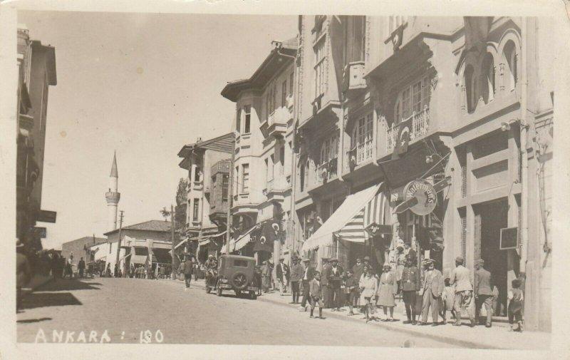 RP: ANKARA , Turkey , 1919 ; Street View