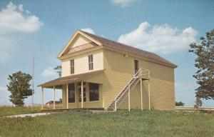 OSKALOOSA, Kansas, 1940-1960's; Reynolds Store, Old Jefferson Town,