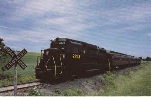 West Shore Railroad near Mifflinburg PA, Pennsylvania