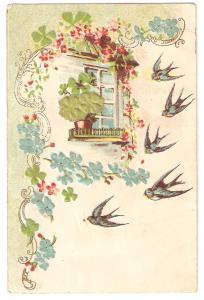 Post Card  1908 Oklahoma