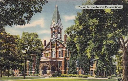Iowa Des Moines Drake University 1945