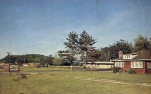 Huntington Motel at Whiteface Mt. Wilmington NY Unused