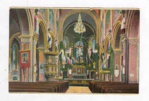 Pfarrkirche, Inneres, Arenberg, Germany, 1900-10s