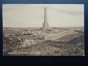 North Wales Anglesey HOLYHEAD Skinner's Monument - Old Postcard by Boots Chemist