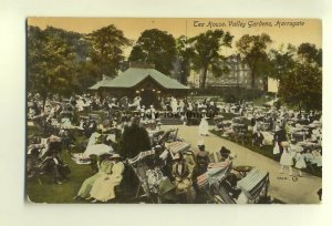 tp6872 - Yorkshire - Tea House in Valley Gardens in 1918, Harrowgate - Postcard