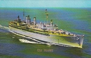 U S S Prairie ( AD-15)
