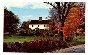 MA - Haverhill. Birthplace of John Greenleaf Whittier
