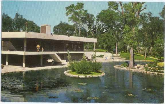 Peguis Pavilion Kildonan Park Winnipeg Manitoba Canada