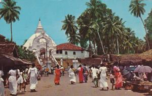 Buddhist Temple , KELANIYA , Ceylon , PU-1967