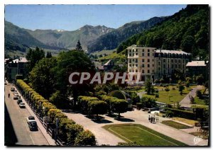 Modern Postcard Mont Dore General view and Sancy